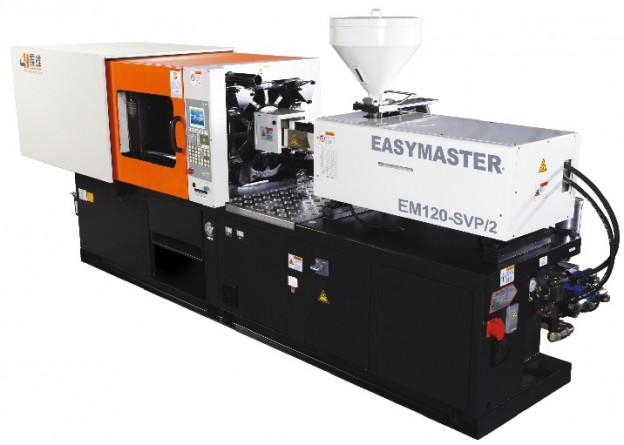 Термопластавтомат EM120-SVP2